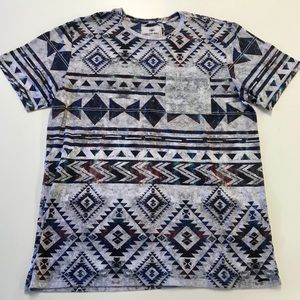 ON THE BYAS Men's T-Shirt | Size L